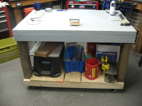 9 - workbench of a workbench