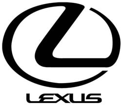 Find Your LEXUS Window Sticker