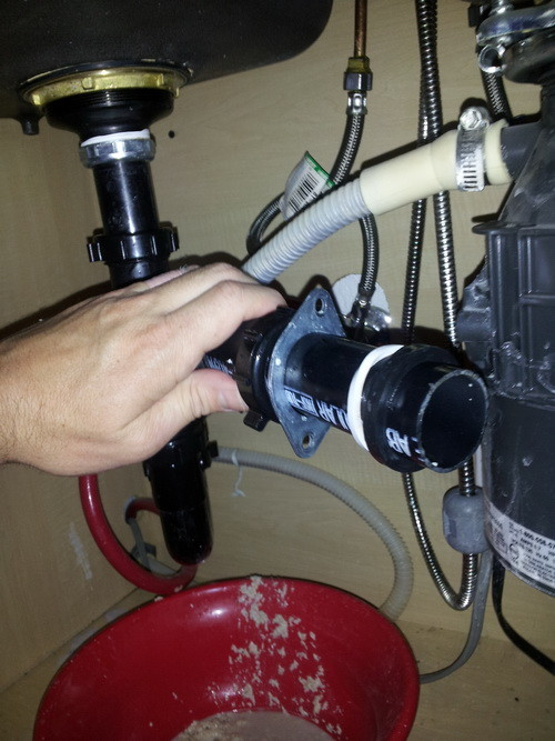 Garbage Disposal Is Spinning But Will Not Drain How To