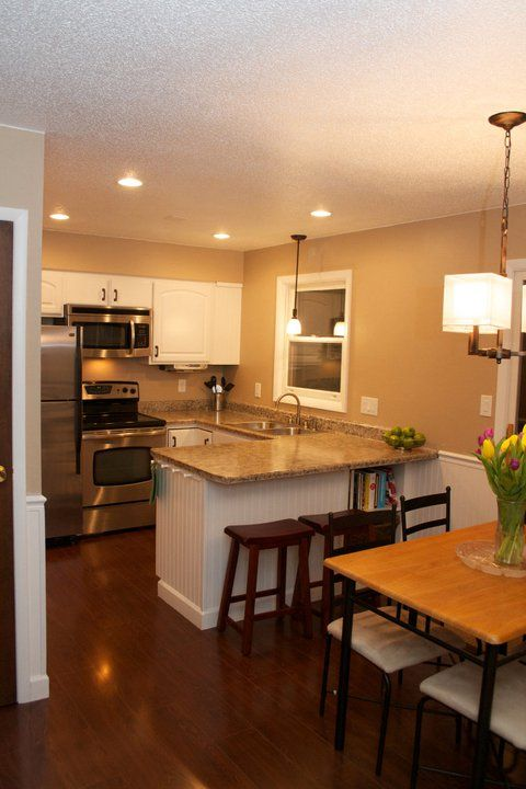 Kitchen Remodel: Beautiful Kitchen Remodel On A Budget
