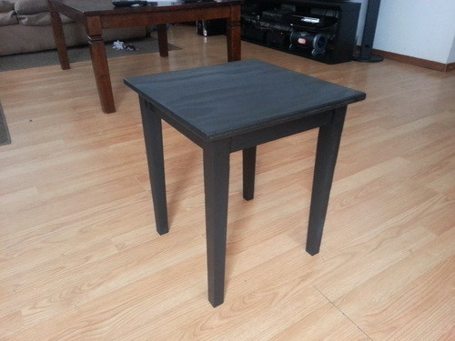 Table - Finished Project