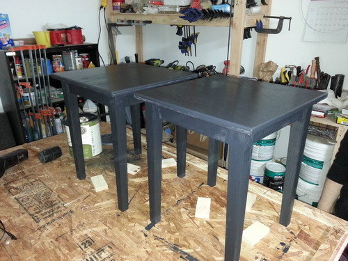 Tables Drying