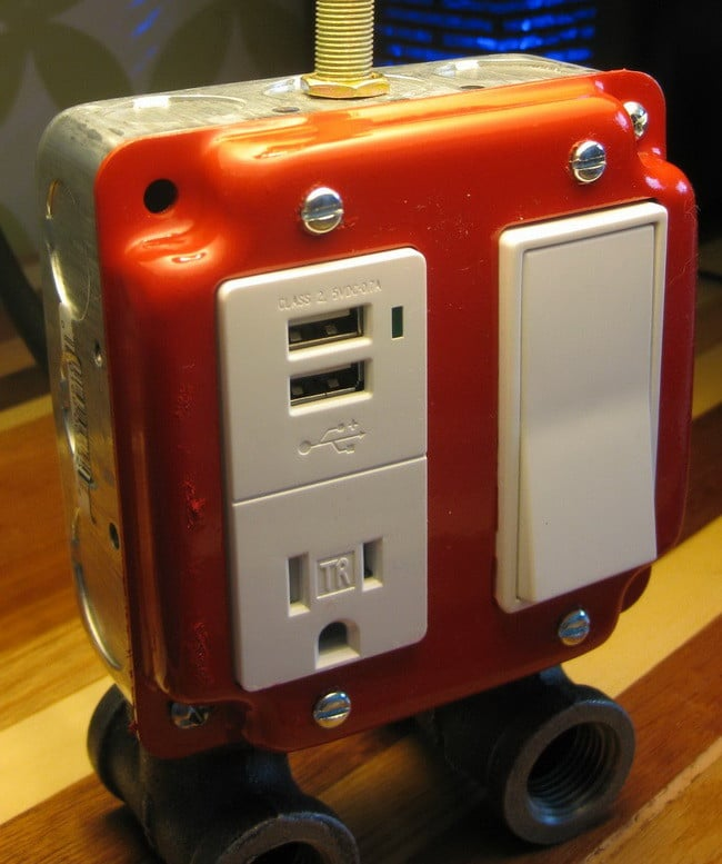 USB Outlet Lamp Combo_6