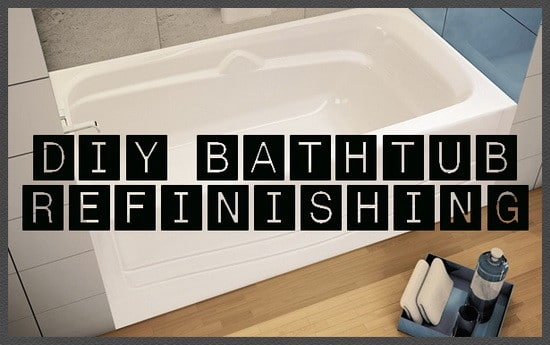 How To Restore And Refinish A Tub Bathtub Refinishing