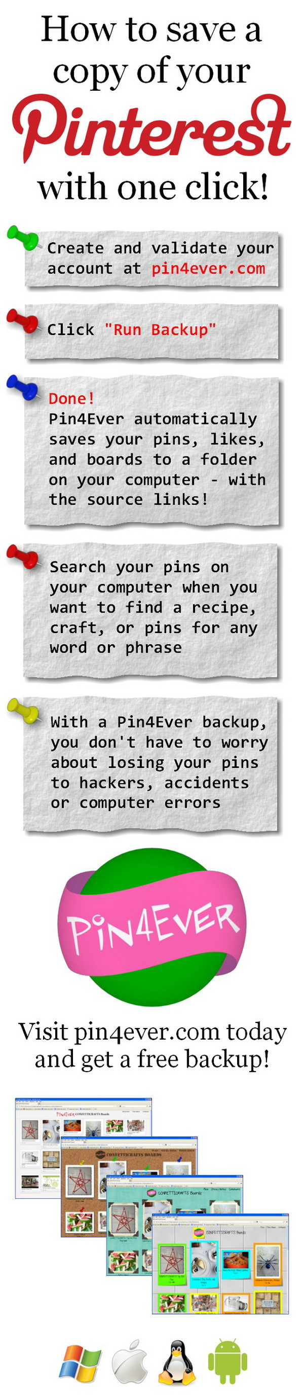 How to save all of your pins on pinterest removeandreplace how to save a copy of your pinterest with one click nvjuhfo Images