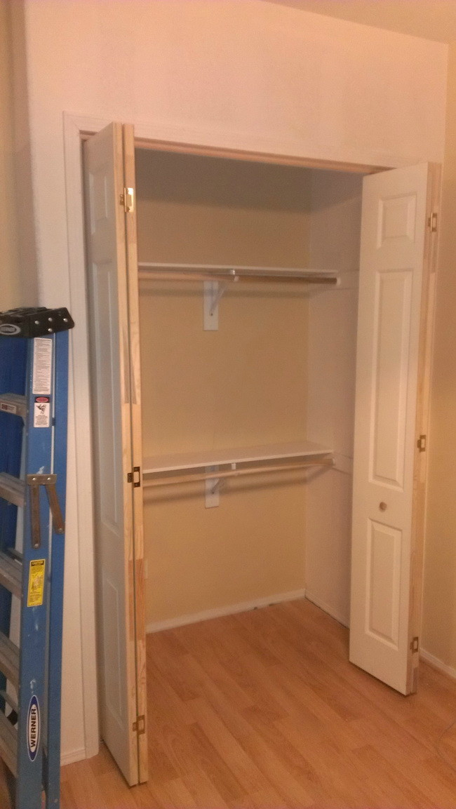 master bedroom closet build _4