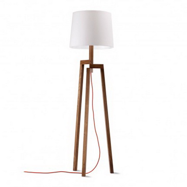 modern floor build a copy of an expensive designer floor lamp yourself fun