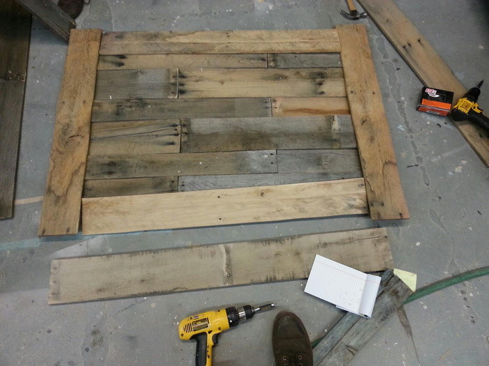 easy diy pallet coffee table_1
