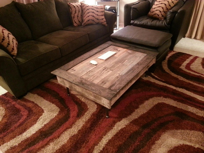easy diy pallet coffee table_4