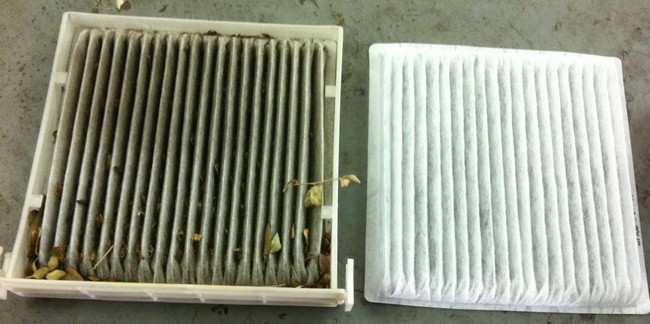 How To Get The Bad Smell Out Car AC Vent System DIY