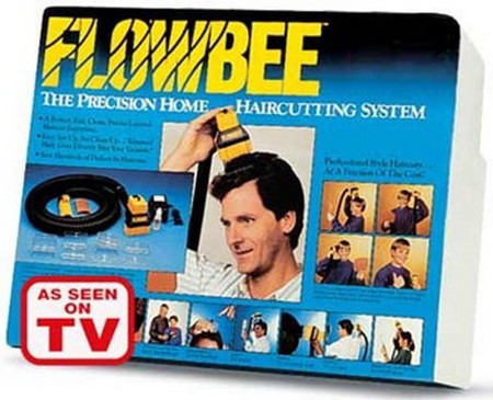 Flowbee Haircut Machine