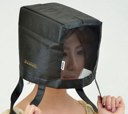 Eco Shopping Bag and Safety Helmet Emergency earthquake hood