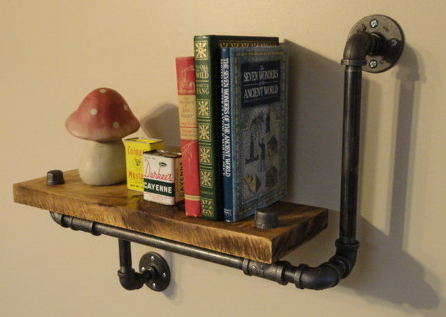 25 cool diy projects and ideas you can do yourself Cool wood shelf ideas