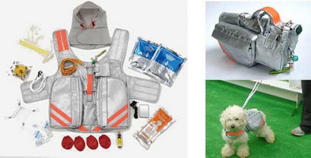 Pet Emergency Evacuation Jacket