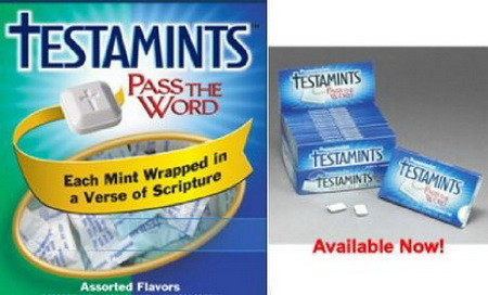 Testamints - Pass The Word