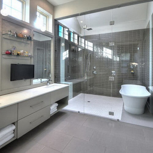 Remodeling Ideas: 42 Bathroom Remodel Ideas