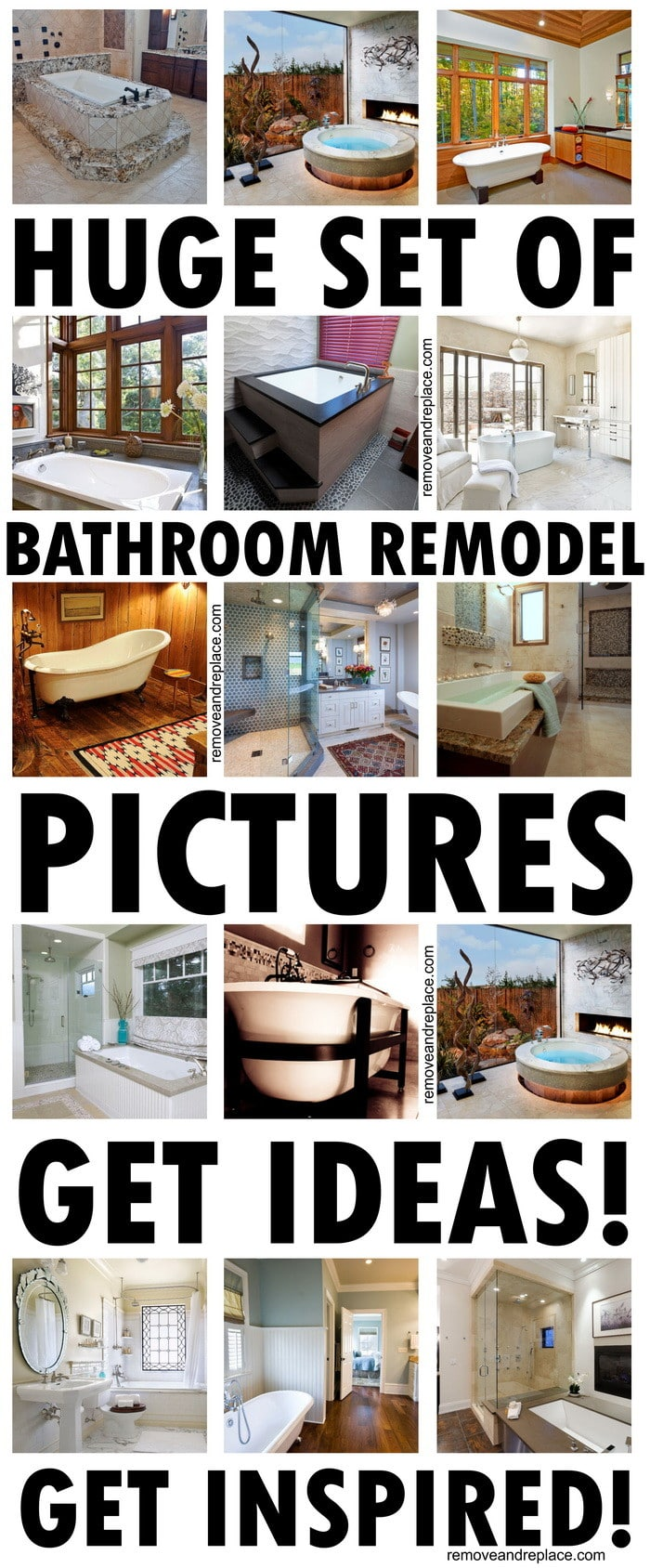 bathroom remodel pictures ideas