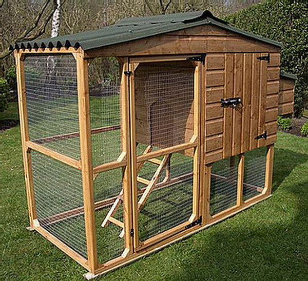 chicken coop house_38 - Chicken Coop Design Ideas