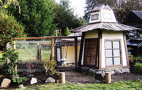 chicken coop house_45 - Chicken Coop Ideas Design