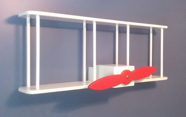 diy childrens airplane bookshelf_09