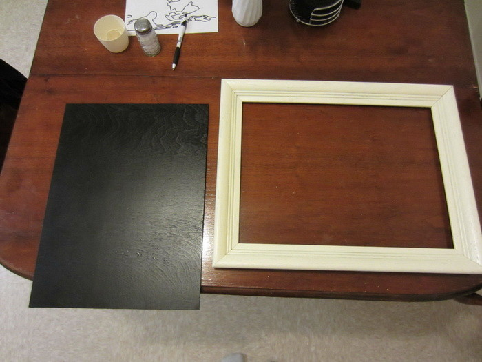 how to make a chalkboard out of wood_3