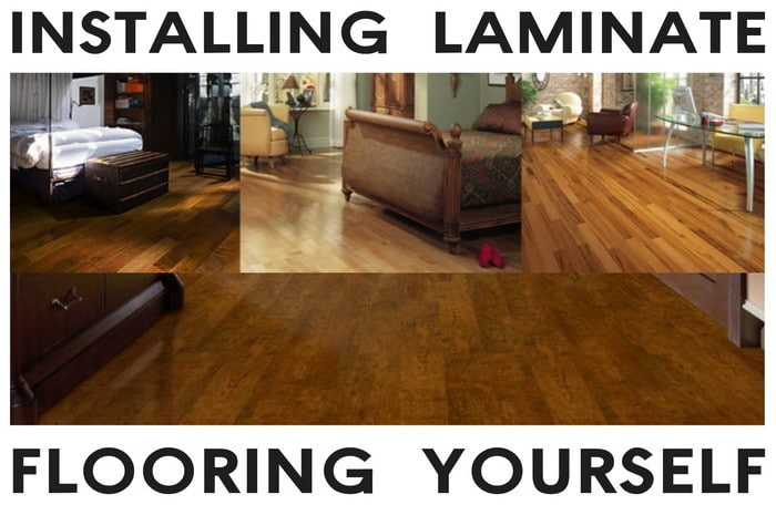 Installing Laminate Flooring Is A Very Easy Project For diy