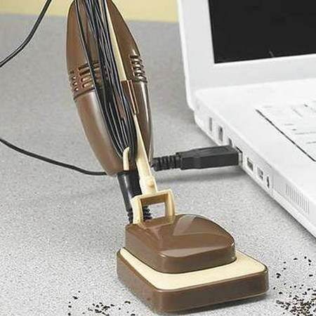 Mini USB Realistic Vacuum Cleaner