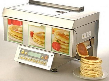 Pancake Maker Conveyor Belt for your Home Kitchen