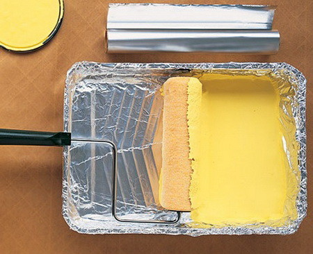How To Easily Paint A Room With A Roller And Brush Tips