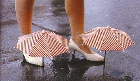 Shoe Umbrella Kit