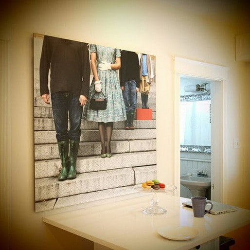 17 Creative Ways To Display Pictures On Your Walls_02