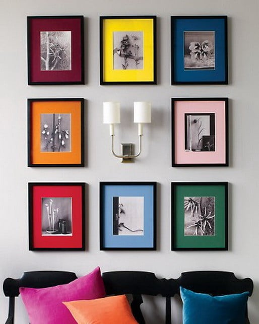 17 Creative Ways To Display Pictures On Your Walls_03