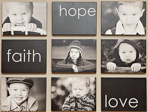 17 Creative Ways To Display Pictures On Your Walls_11