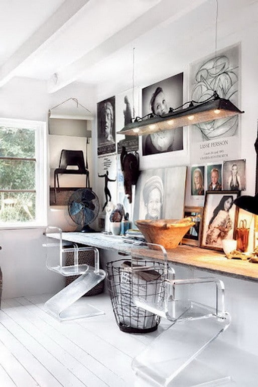 17 Creative Ways To Display Pictures On Your Walls_12