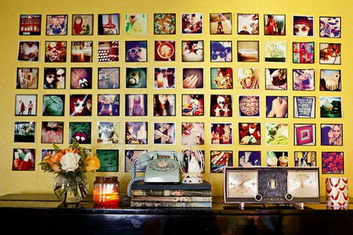 17 Creative Ways To Display Pictures On Your Walls_14