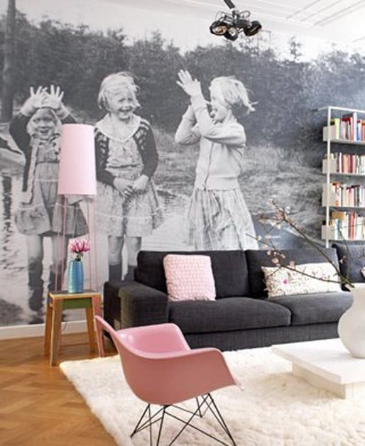 17 Creative Ways To Display Pictures On Your Walls_16