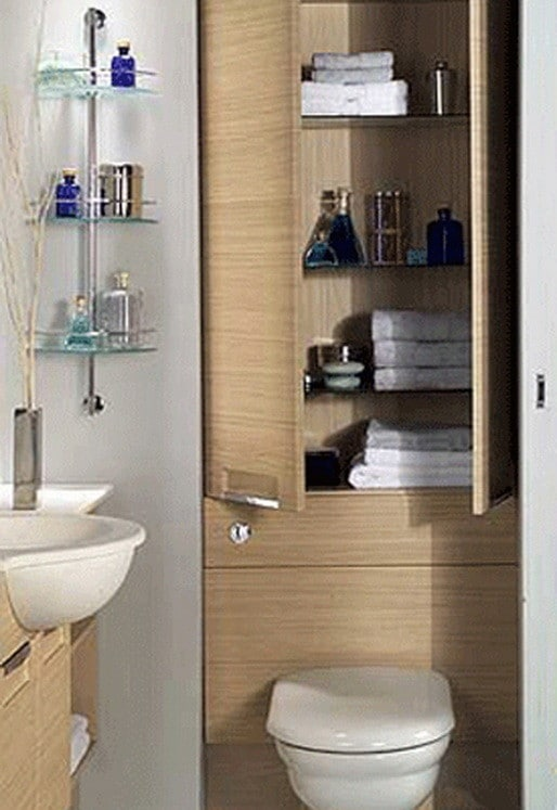 53 Bathroom Organizing And Storage Ideas - Photos For ...