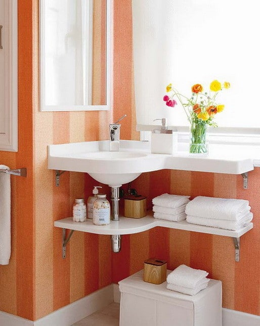 53 Bathroom Organizing And Storage Ideas - Photos For Inspiration ...