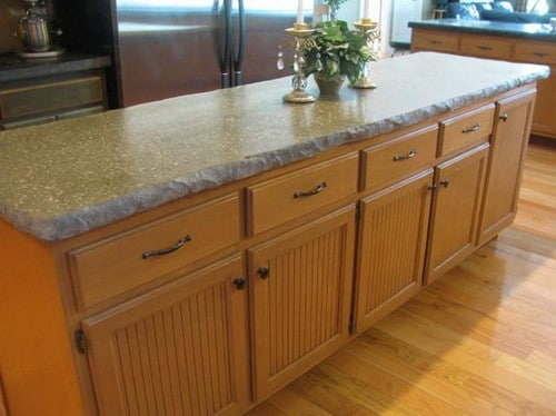 kitchen counter tops ideas concrete countertop ideas and examples part 1 of 2 19375