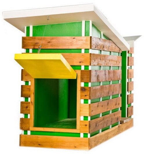 Creative Dog House Design Ideas_18