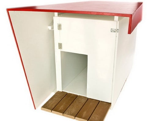 Creative Dog House Design Ideas_20