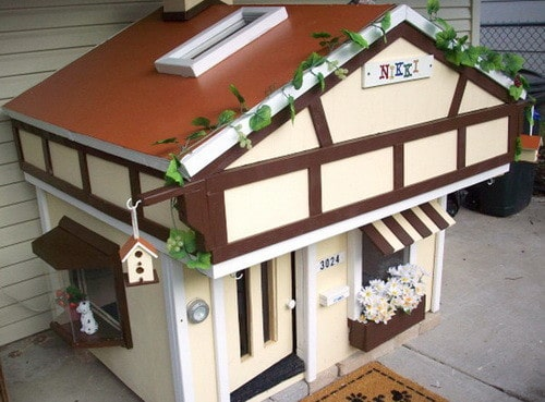 Creative Dog House Design Ideas_27