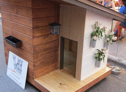 Creative Dog House Design Ideas_31