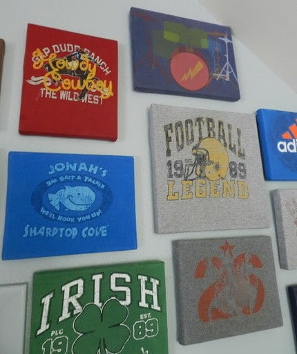 DIY T-Shirt Canvas