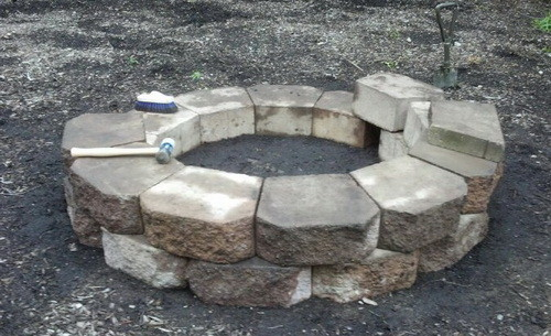 How to build a fire pit_1
