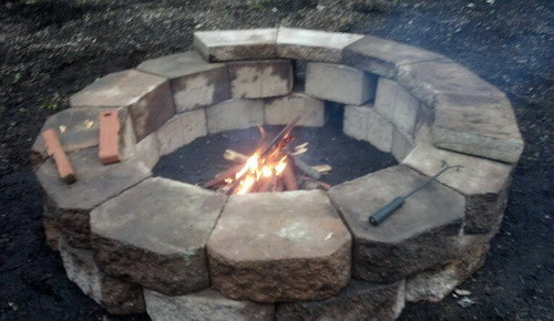 How to build a fire pit_2