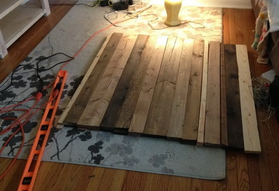 Laying Out A Room living room remodel wooden backsplash makeover on a budget