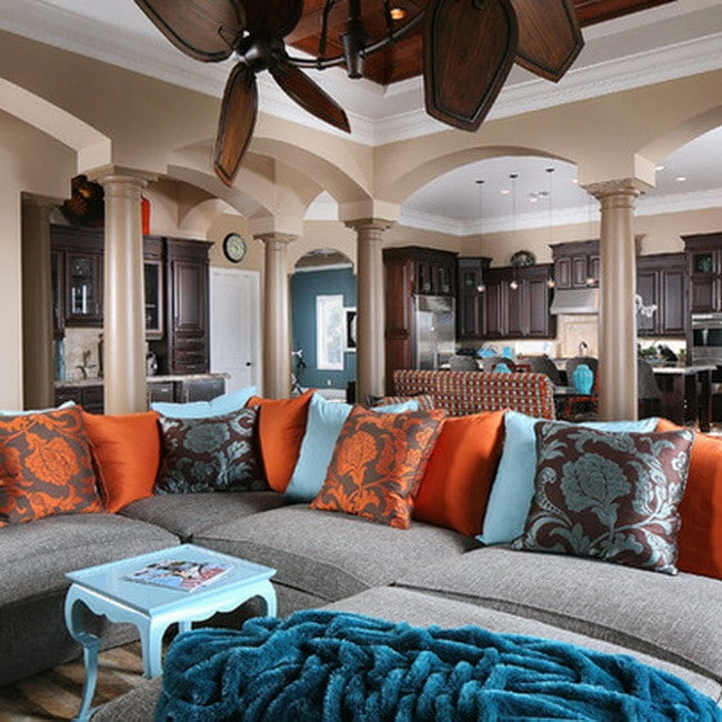 The Top 50 Greatest Living Room Layout Ideas and ... - photo#47