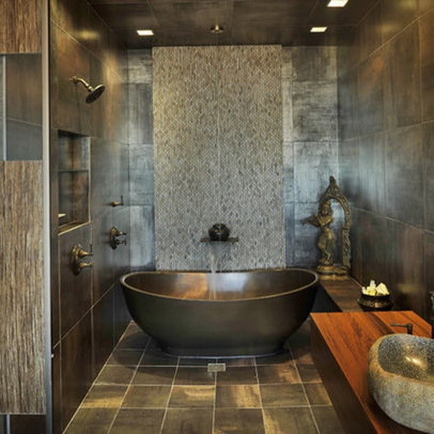 51 ultra modern luxury bathrooms the best of the best for Bathroom ideas luxury