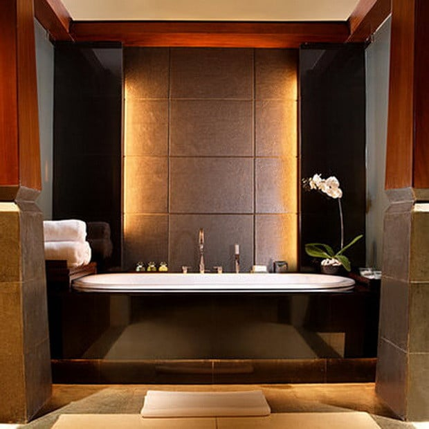 51 ultra modern luxury bathrooms the best of the best for Ultra modern bathroom designs